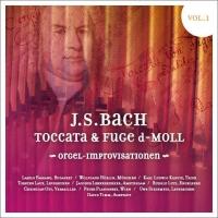 J.S. Bach, Toccata and Fuge d-minor BWV 565 Vol. 1