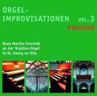 Orgelimprovisationen zum Kirchenjahr - Vol. 3