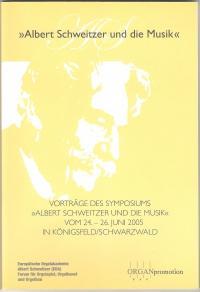 Albert Schweitzer und die Musik