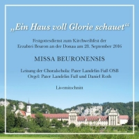CD: Daniel Roth, Missa beuronensis