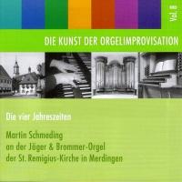 Die Kunst der Orgelimprovisation - Die vier Jahreszeiten - Vol. 8