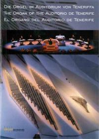 The Organ of the Auditorio de Tenerife DVD