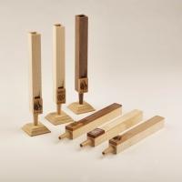 Originale Holzorgelpfeife vom Orgelbaumeister - lackiert
