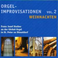 Orgelimprovisationen zum Kirchenjahr - Vol. 2
