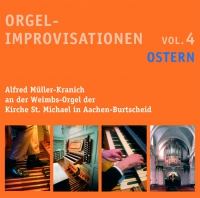 Orgelimprovisationen zum Kirchenjahr - Vol. 4
