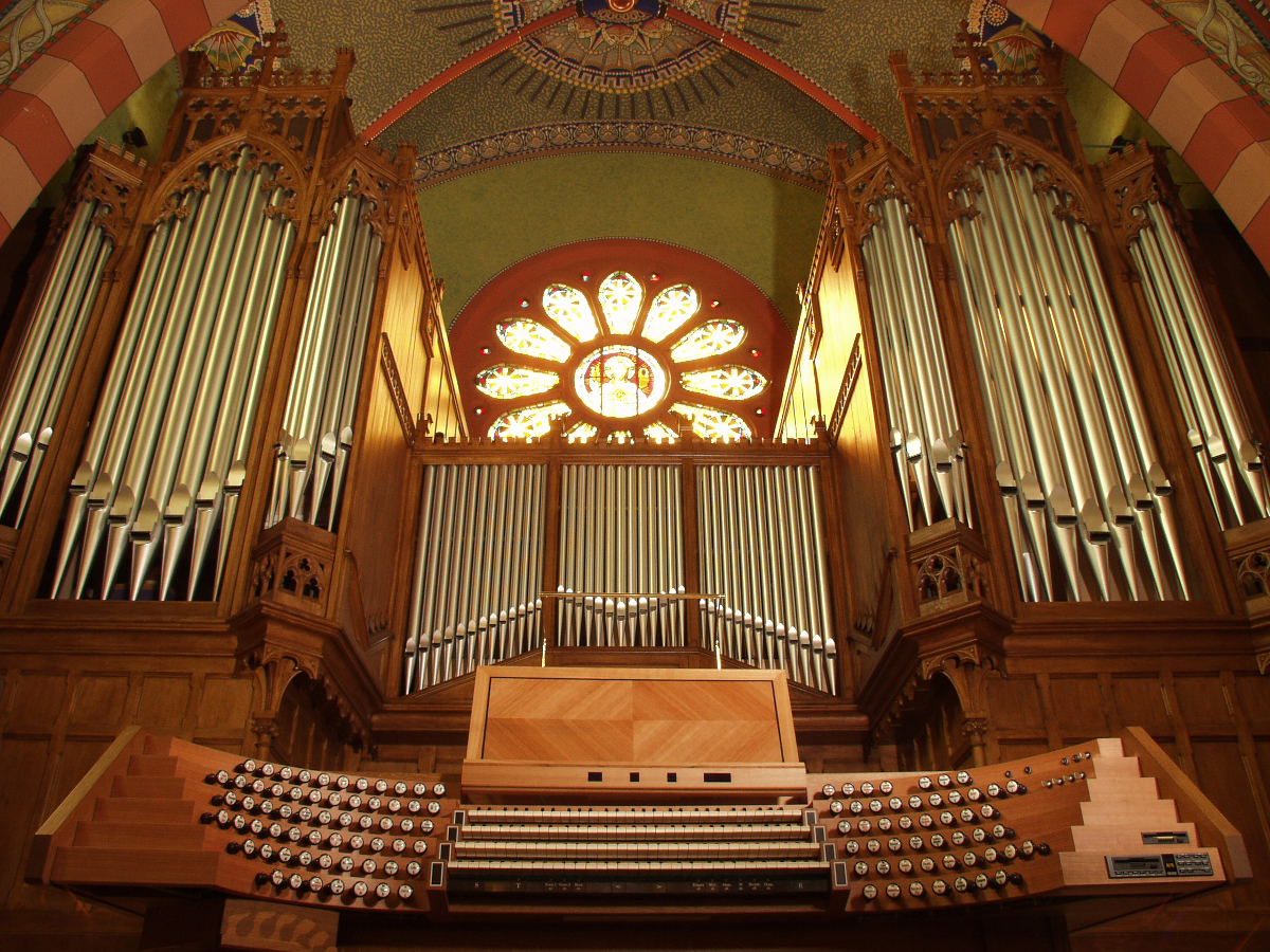 8th international Organ Competition Dudelange