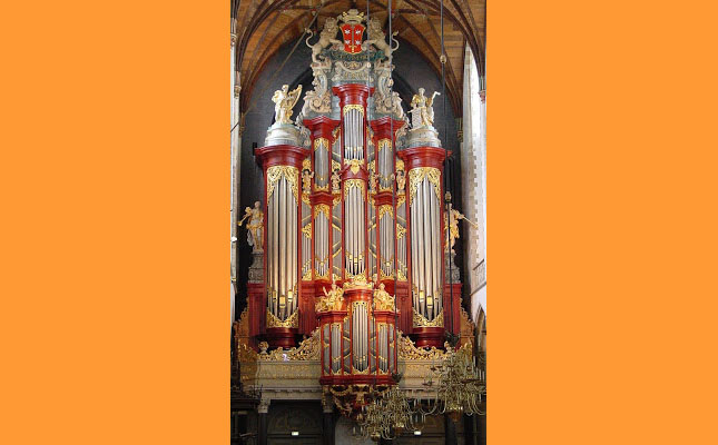 Haarlem (NL) International Organ Festival 14 - 28 July 2018