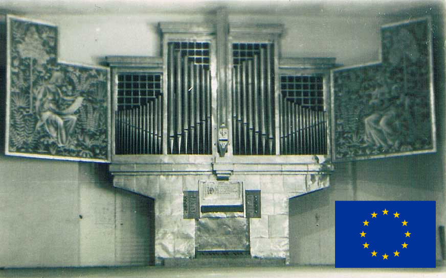 EUROPE75 and the Organ